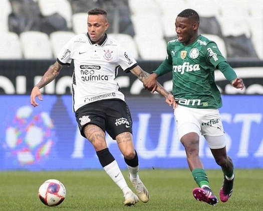 3ª Rodada - 12/6/2021 (sábado) - 19h - Palmeiras x Corinthians - Allianz Parque - Premiere