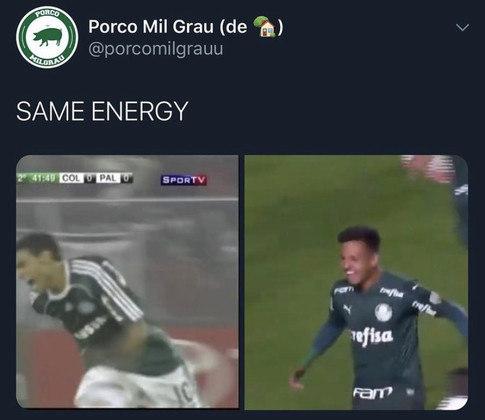3ª rodada (16/09/2020) - Bolívar 1 x 2 Palmeiras