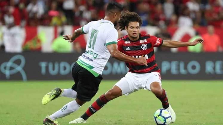 3ª rodada - Flamengo x América-MG - 13/6 - 20h30 (de Brasília) - Maracanã.