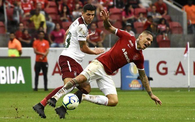 3ª rodada - Fluminense x Internacional - 16/08 - 18h - Maracanã