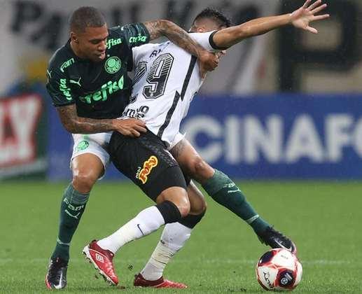 3ª rodada – Palmeiras x Corinthians – 12/06 – 19h (de Brasília) – Allianz Parque