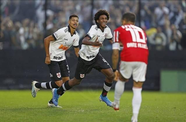 3ª rodada - Vasco x São Paulo - 16/8 - 16h - São Januário