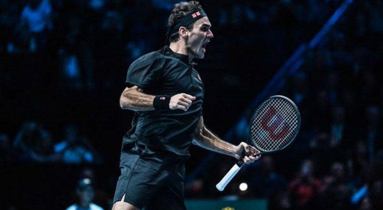 3) Roger Federer (Suíça) - Tênis