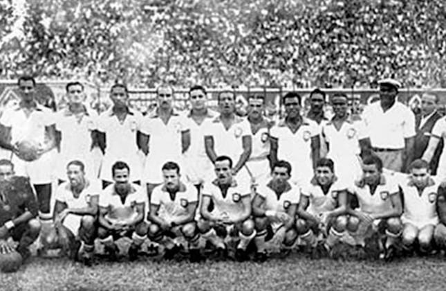 3º título: 1949 - Vice: Paraguai