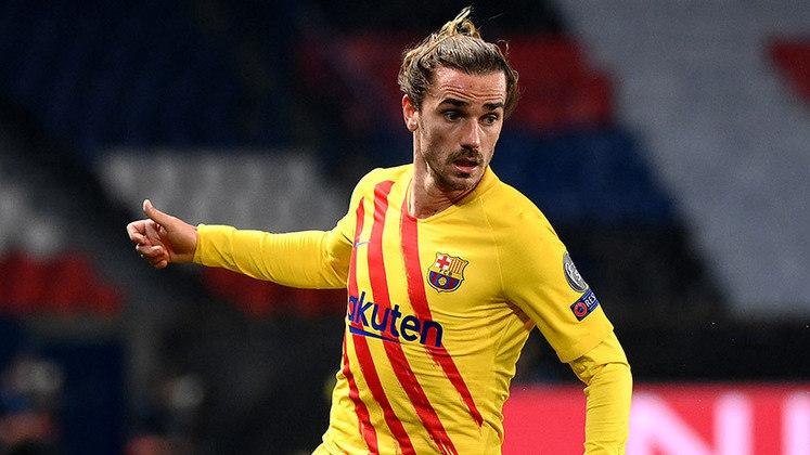 30 anos de idade – contrato com o Barcelona até o final de junho de 2024