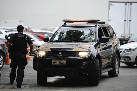 Polícia Federal em uma das fases da Operação Lava Jato
