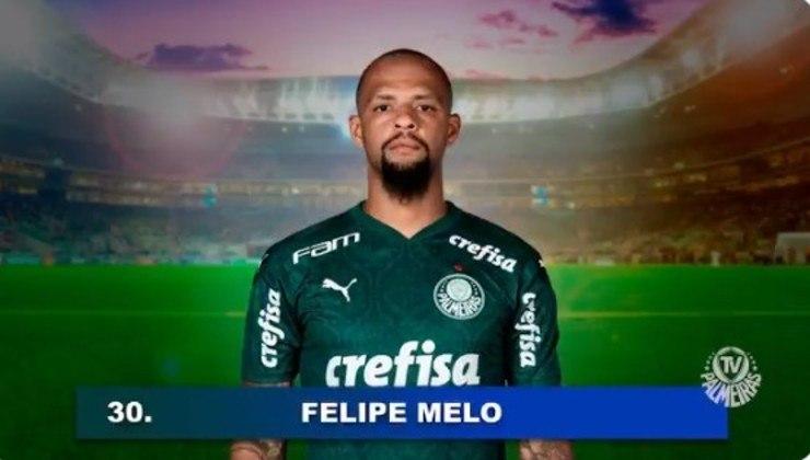 30 - Felipe Melo