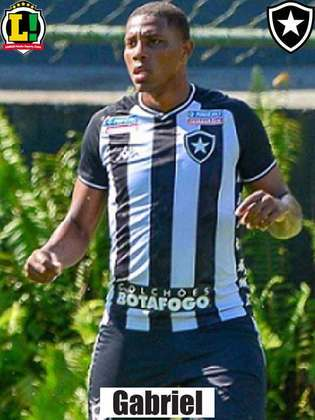 30º - Gabriel Tigrão (Atacante) - 2 jogos