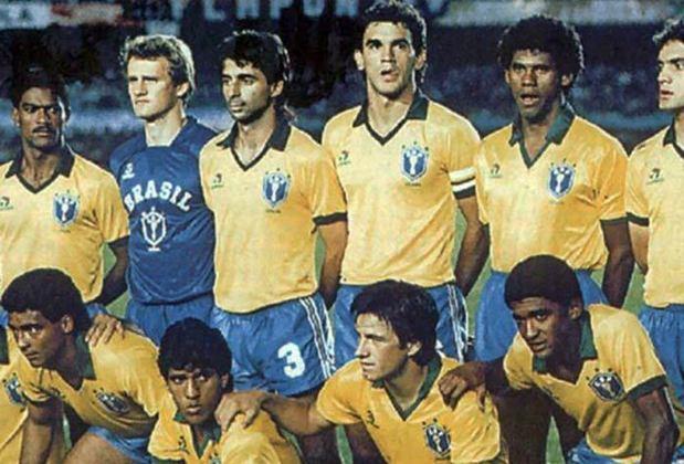 30/07/1989: O Brasil iniciava a sua campanha nas Eliminatórias com um show para cima da Venezuela, aplicando uma goleada de 4 a 0 em plena Caracas, capital venezuelana. Os gols foram marcados por Romário, Branco e duas vezes Bebeto no final da partida para sacramentar a goleada.