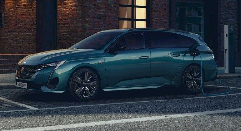 Peugeot apresenta nova geração do 308 SW