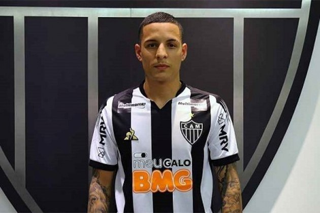 31 – Guilherme Arana, do Atlético-MG, tem 971 mil seguidores no Instagram.