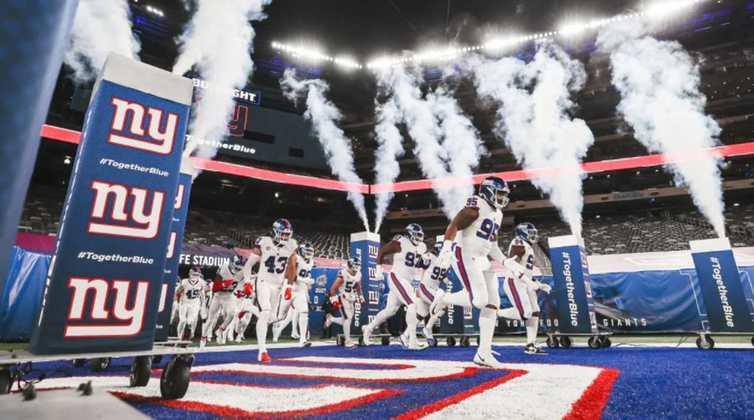 31º New York Giants - A experiência Daniel Jones rende turnovers aos montes aos Giants, Se a melhora não pintar na reta final de 2020, DJ vai ter que conviver com o banco de reservas.
