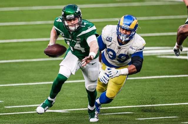 31º New York Jets (1-13): Aleluia! Os Jets venceram a primeira na NFL e não vão encerrar a temporada sem vitórias. Pena que esse triunfo parece ter custado a primeira escolha no Draft.