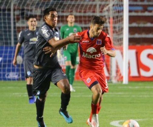 31 – Tigre: no grupo B, o clube tem valor de mercado de 6,08 milhões de euros (R$ 38,25 milhões)