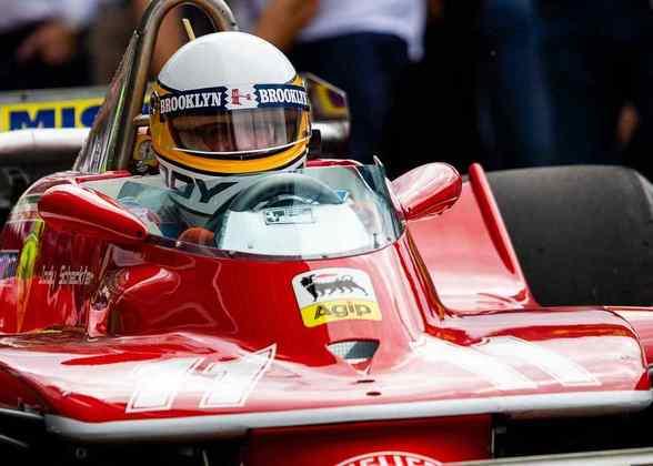 312T4: o carro de 1979 deu o título para Jody Scheckter e o vice a Giller Villeneuve