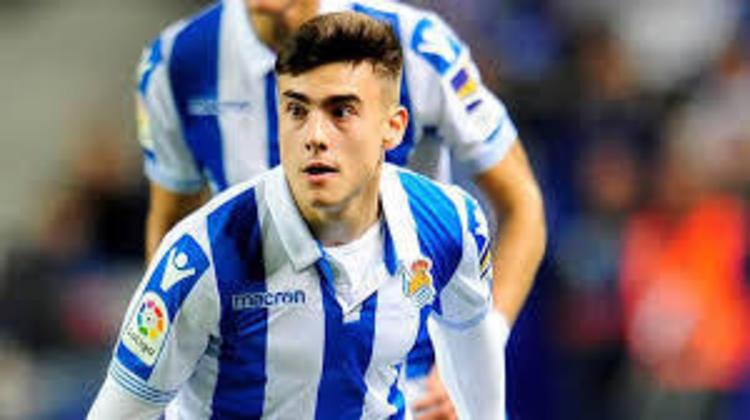 32º - Ander Barrenetxea - Primeiro jogador da academia da Real Sociedad a pular do time B direto para a equipe principal desde Antoine Griezmann, Barrenetxea se destaca pelo faro de gol e marcou seu primeiro tento diante do Real Madrid.
