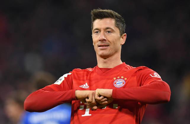32 anos de idade – contrato com o Bayern até o final de junho de 2023