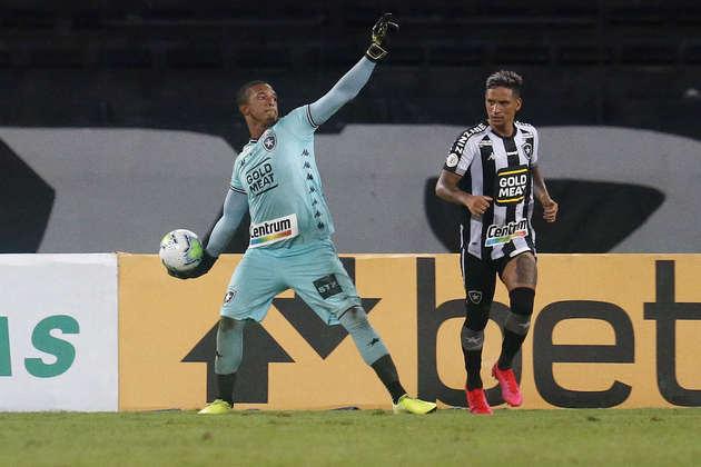 32º - Diego Loureiro (Goleiro) - 1 jogo