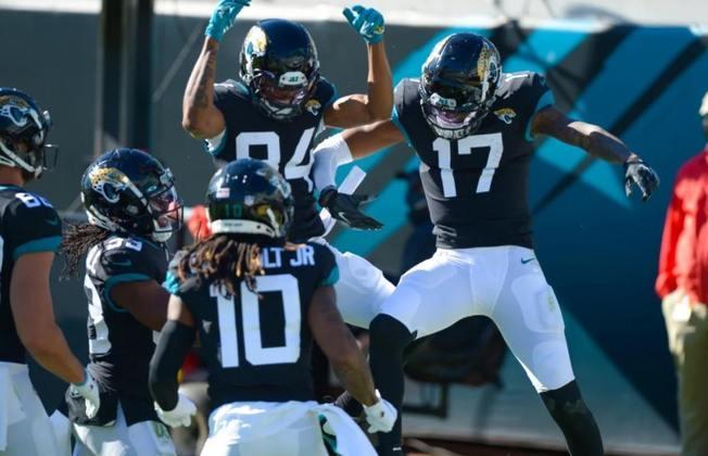 32º Jacksonville Jaguars (1-14): Lembra daquele time que venceu os Colts na primeira semana? Nem parece que isso aconteceu neste ano.