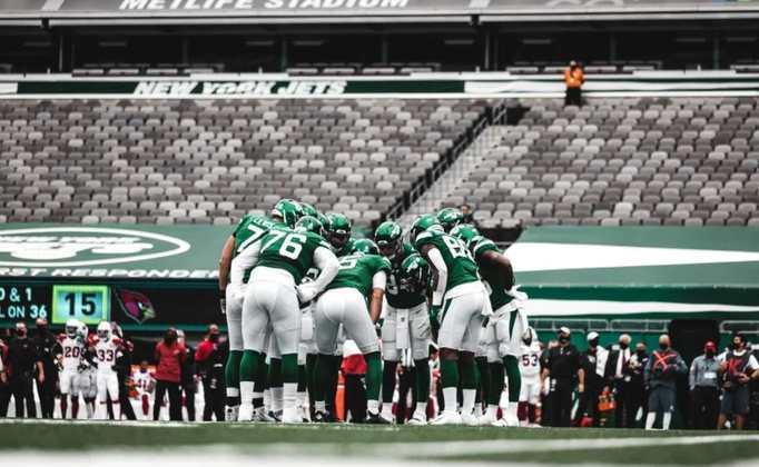 32º New York Jets: A franquia já pensa em 2021. O momento é de catar os cacos e reconstruir nos Jets, o melhor cenário é ter a escolha número 1 do Draft. Trevor Lawrence vem aí.