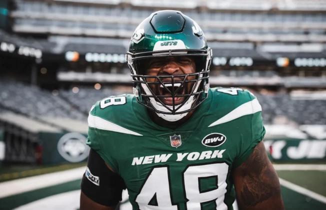 32º New York Jets: É até triste falar sobre os Jets. É o pior time da NFL, não é coeso, as chamadas dos treinadores são inexplicáveis e Sam Darnold está pior que seu reserva, Joe Flacco.