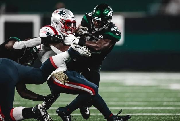 32º New York Jets - É triste ver toda semana os Jets na última colocação. A única fagulha de esperança é poder draftar Trevor Lawrence para 2021.