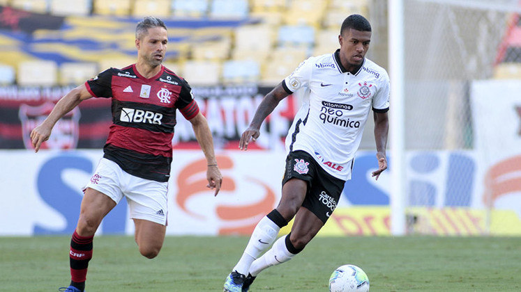 33ª rodada - Flamengo x Corinthians