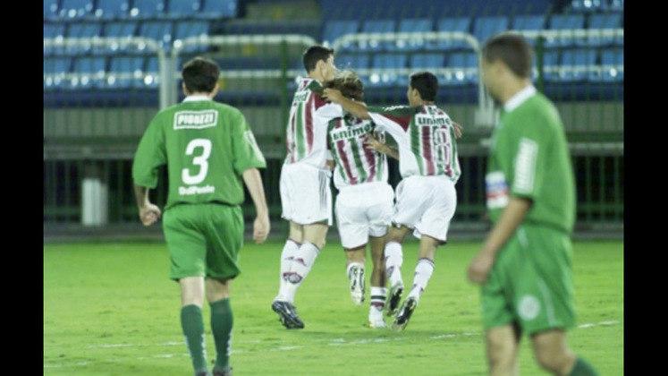 33ª rodada - Juventude x Fluminense