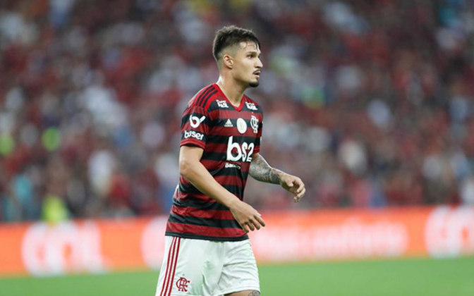 33 – Thuler, do Flamengo, soma 906 mil pessoas em seu Instagram.