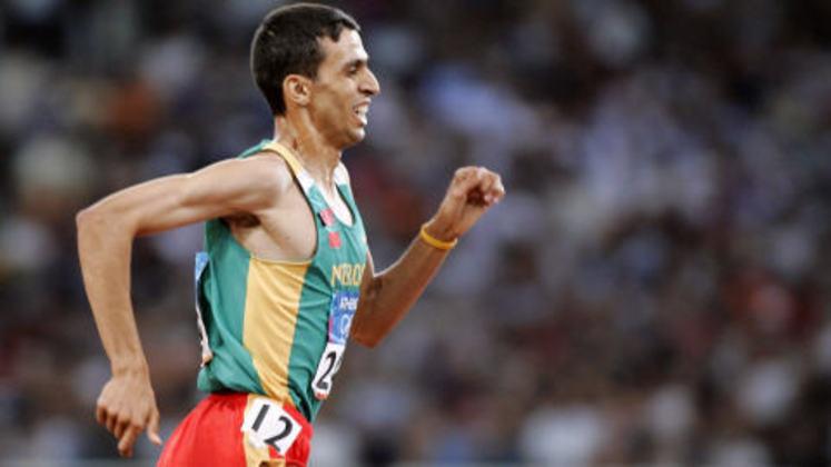 34) Hicham El Guerrouj (Marrocos) - Atletismo