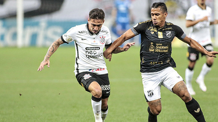 34ª rodada - Corinthians 2 x 1 Ceará - prejuízo de R$ 66.722,38