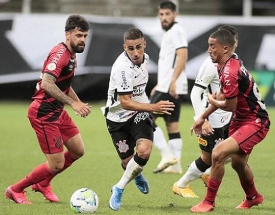 35ª rodada - Corinthians 3 x 3 Athletico-PR - prejuízo de R$ 58.768,69