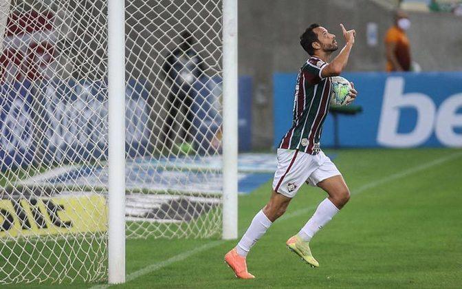 35ª rodada - Fluminense x Internacional
