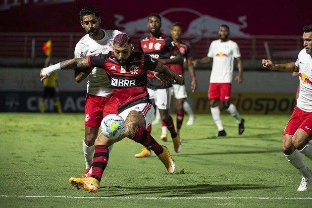 35ª rodada) Red Bull Bragantino 1x1 Flamengo, no Nabi Abi Chedid, em 7 de fevereiro de 2021
