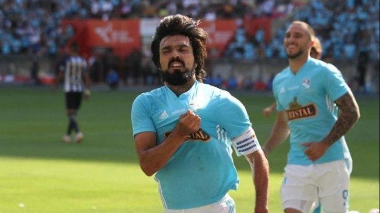 35º: Sporting Cristal (PER)