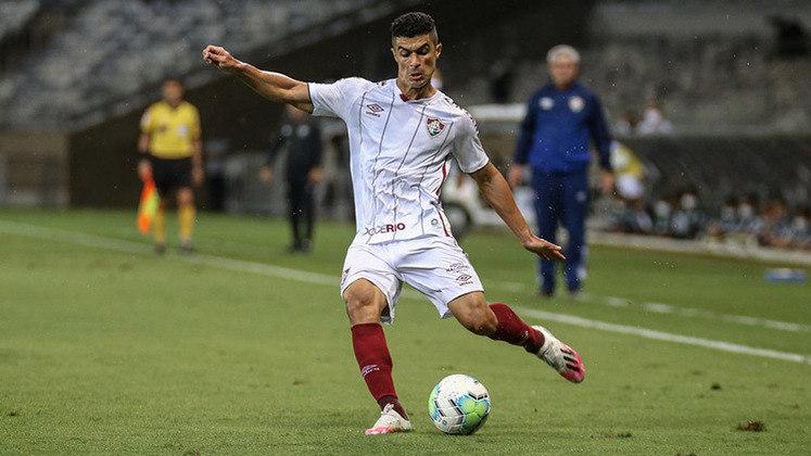 36ª rodada - Atlético-MG x Fluminense