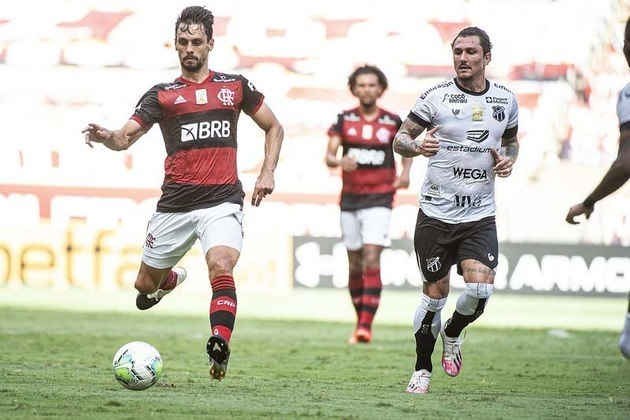 36ª rodada - Flamengo x Ceará