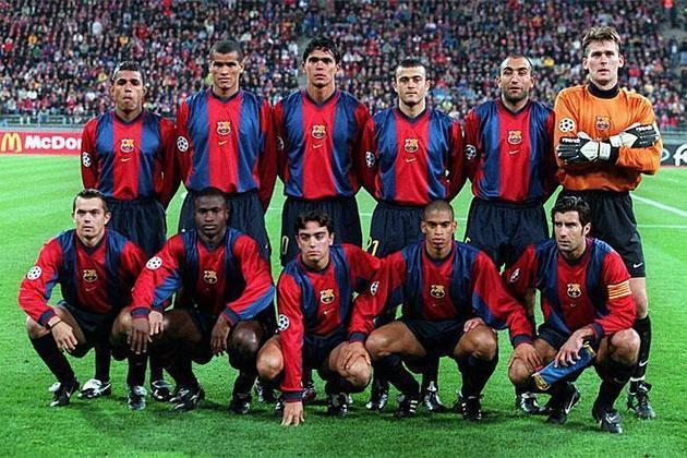 Barcelona-ESP (1998-1999)