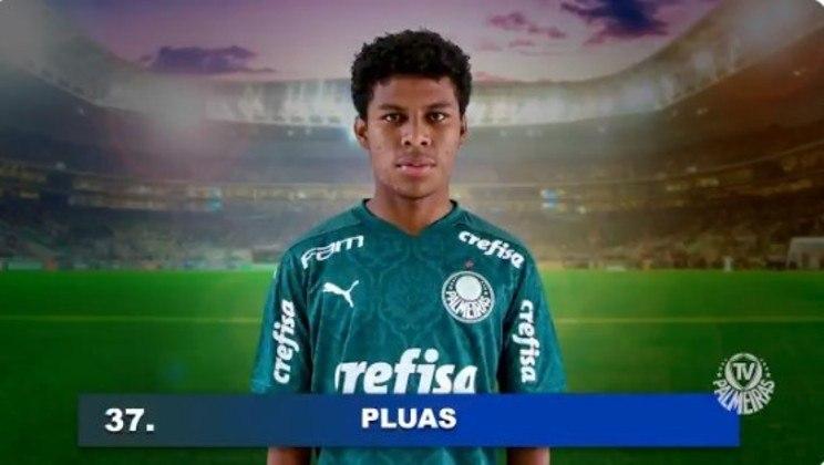 37 - Erick Pluas