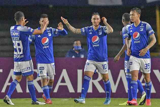 37º - Millonarios (Colômbia)
