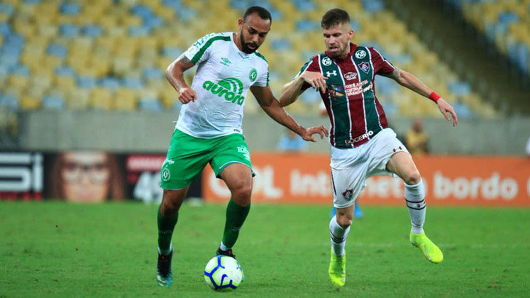 38ª rodada - Fluminense x Chapecoense