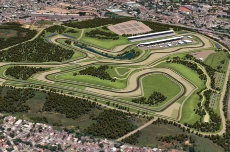 Autódromo tem pretensão de receber Fórmula 1