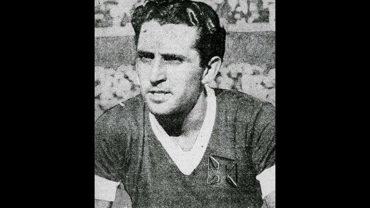 4º – Alfredo González – 1940-1942 – argentino – 29 gols
