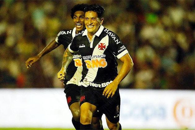 4º - Altos-PI 1x1 Vasco - Copa do Brasil 2020.