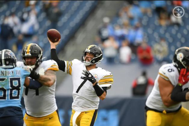 4º Ben Roethlisberger - Conduzindo o ataque do invicto Pittsburgh Steelers pode surpreender na reta final da temporada.