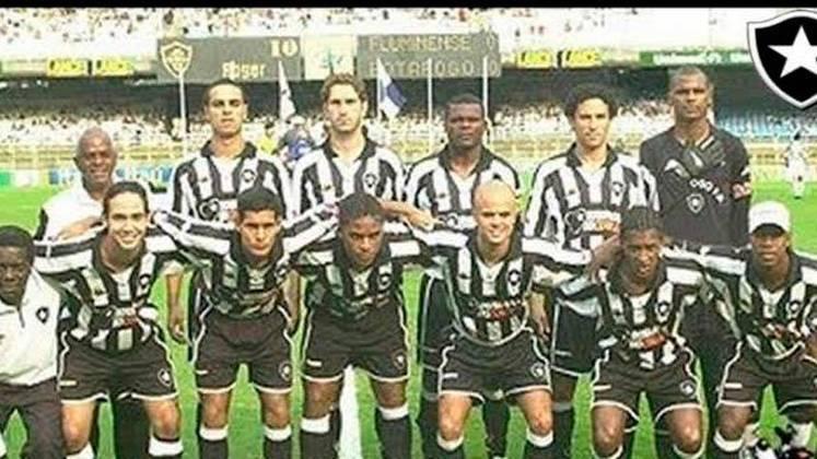4º - Botafogo: Campeonato Brasileiro 2004 - 1ª vitória nessa edição do Brasileirão: 12ª rodada, 2 a 1 diante do São Caetano.