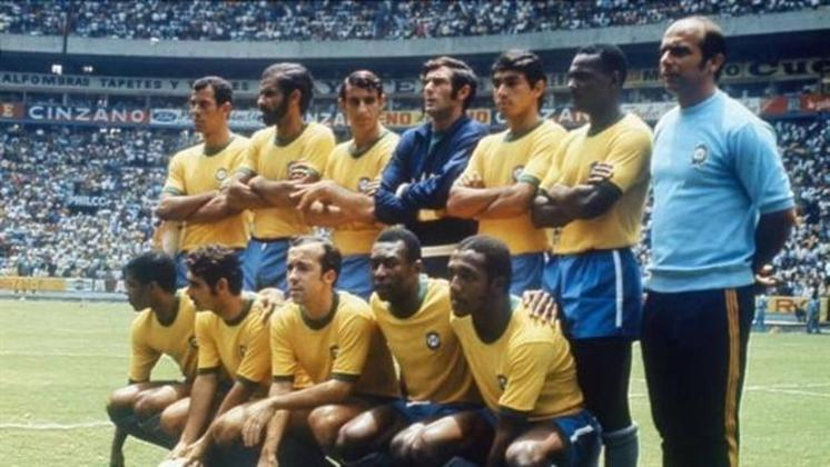 4º - Brasil (1970)