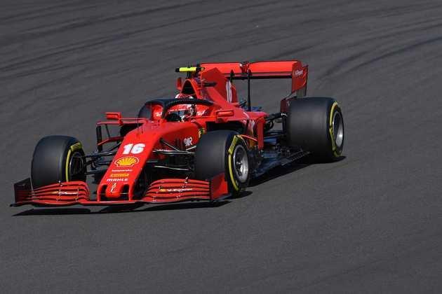 4) Charles Leclerc (Ferrari), 1min25s427
