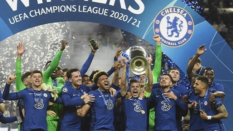 4º - Chelsea - Valor do elenco segundo o Transfermarkt: 896,5 milhões de euros (aproximadamente R$ 5,49 bilhões)