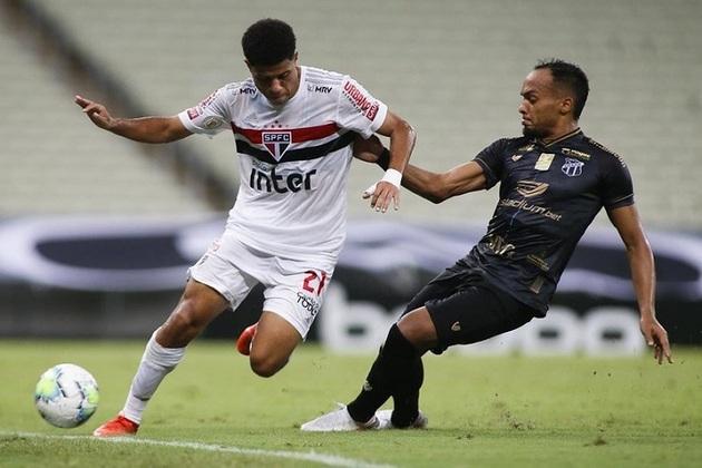 4º colocado – São Paulo (58 pontos/33 jogos): 0.72% de chances de ser campeão; 99.997% de chances de Libertadores (G6); 0% de chances de rebaixamento.